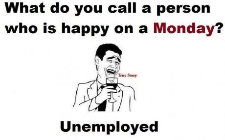 monday-person-unemployed-happy